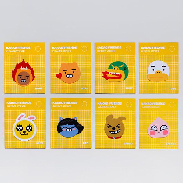 카카오프렌즈/액정 클리너