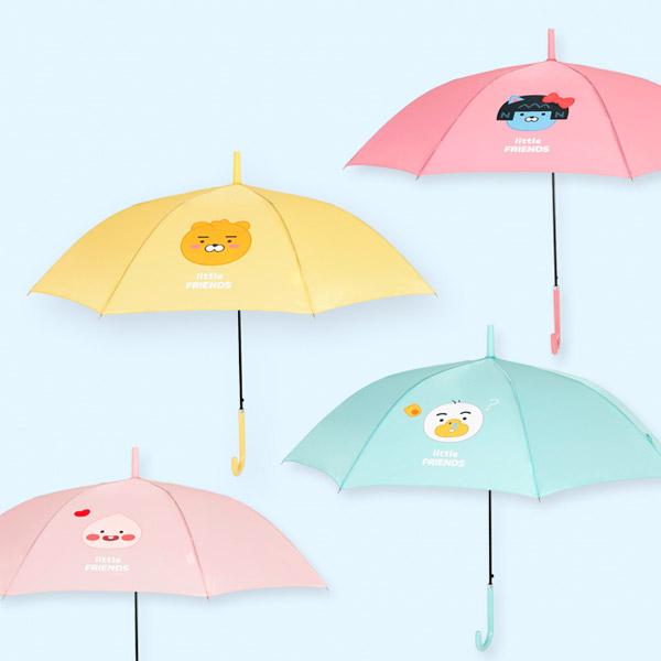 카카오프렌즈/리틀프렌즈/장우산