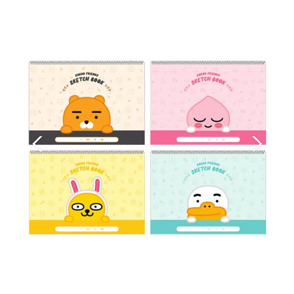 카카오프렌즈/스케치북